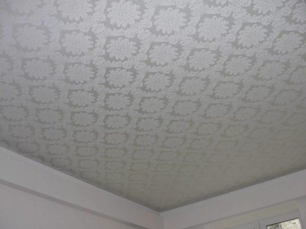Тканевые натяжные потолки 1